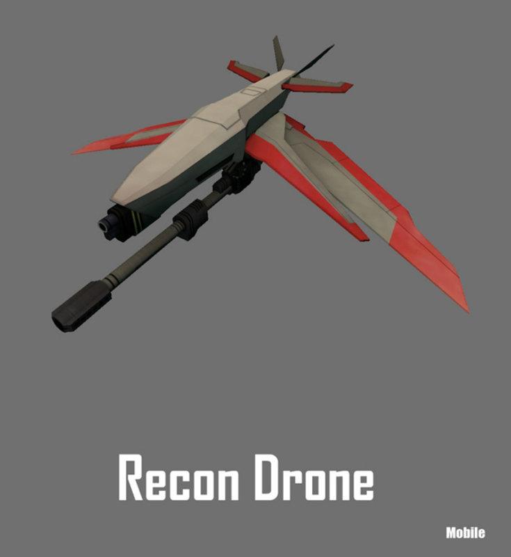 Brandon luyen 3d drone recon