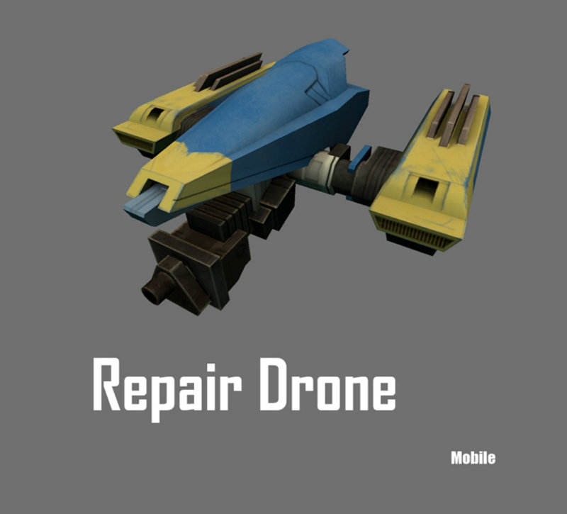Brandon luyen 3d drone repair