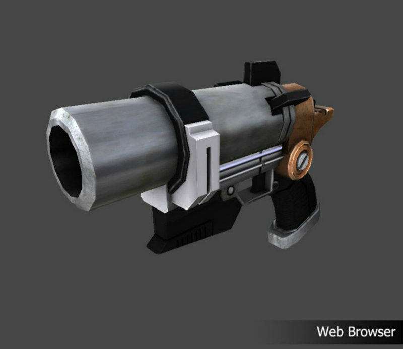 Brandon luyen flarepistol model