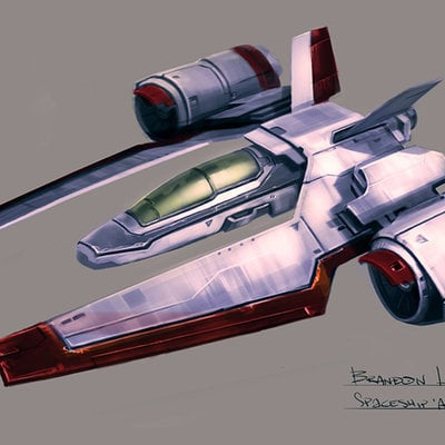 Brandon luyen spaceship v4