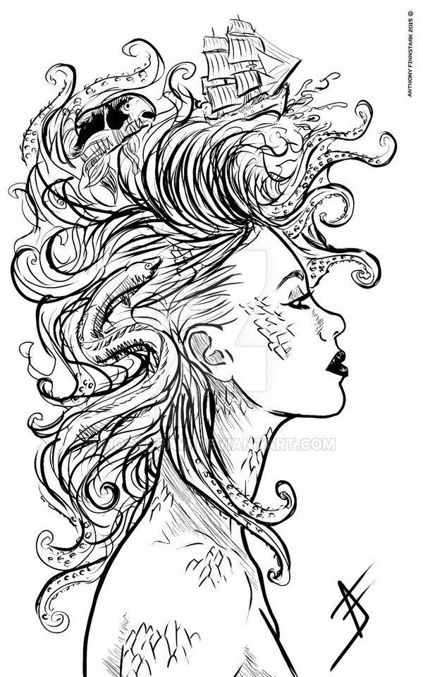 Anto finnstark speed drawing tattoo by hostdraw d8u4c5v