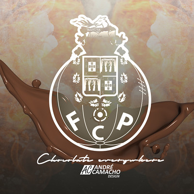 Andre camacho design chocolate everywhere