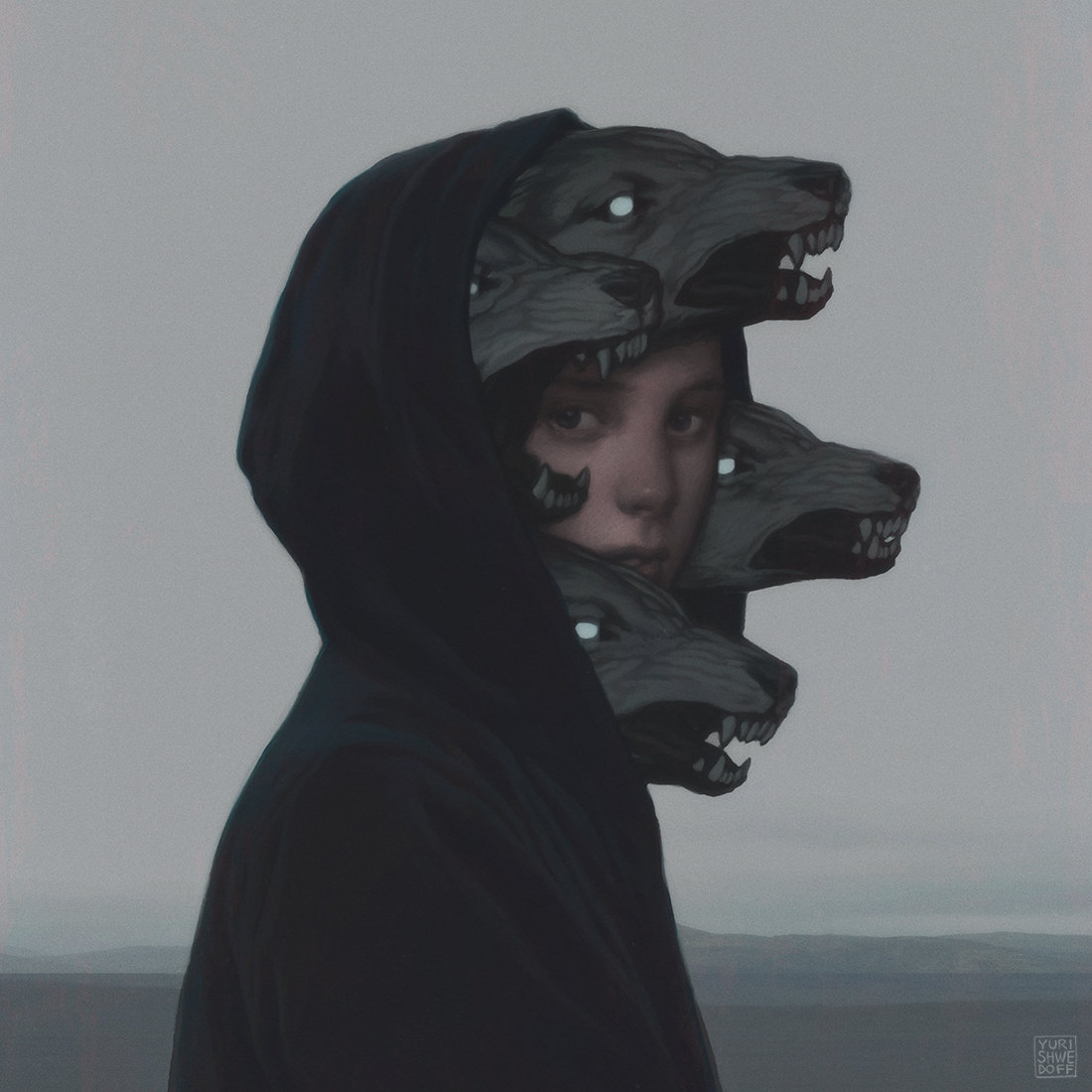 [Reflexion] Les oeuvres qui vous inspirent - Page 2 Yuri-shwedoff-wolf-pack-internet