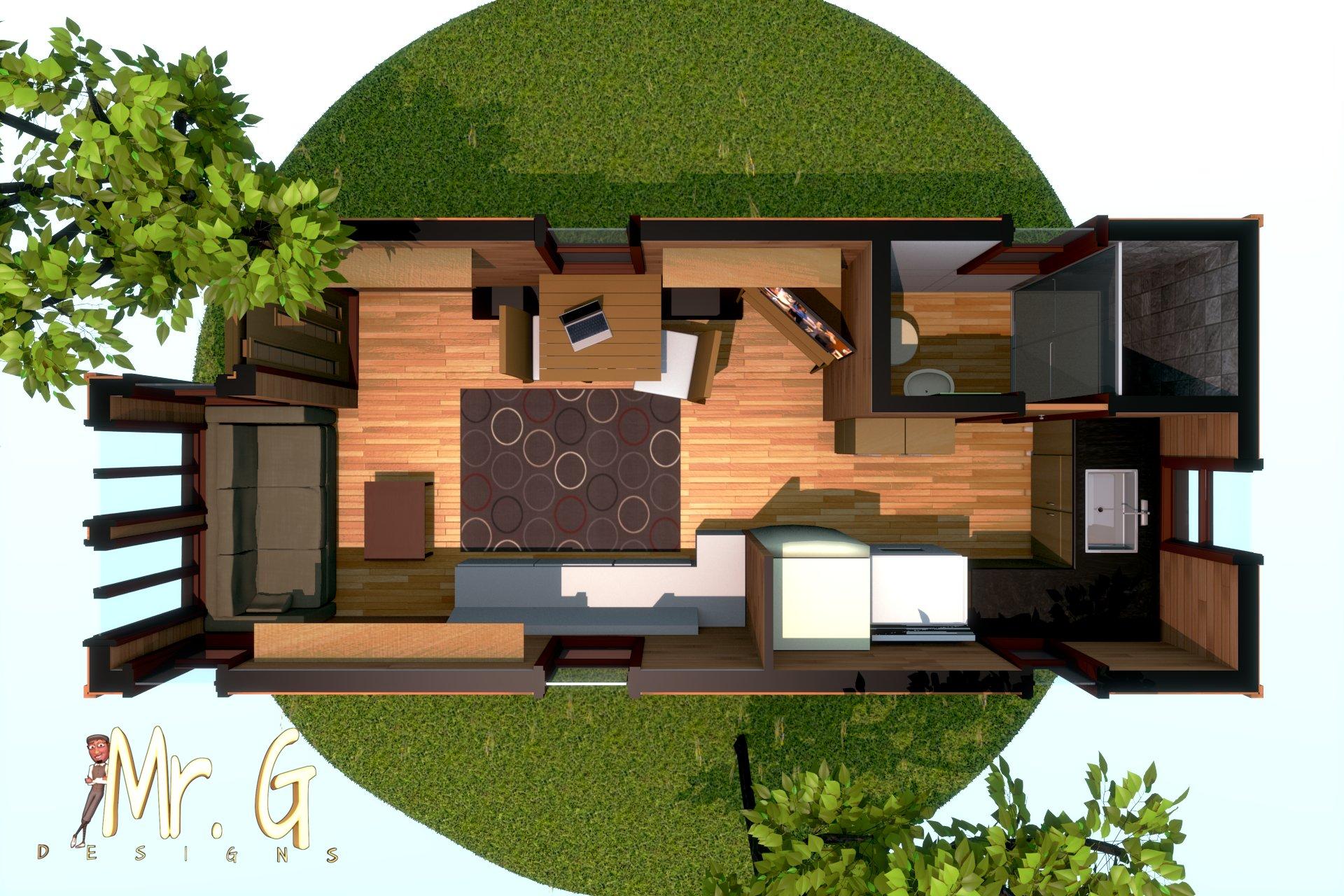 Garrett s tiny house 3d floorplan final1