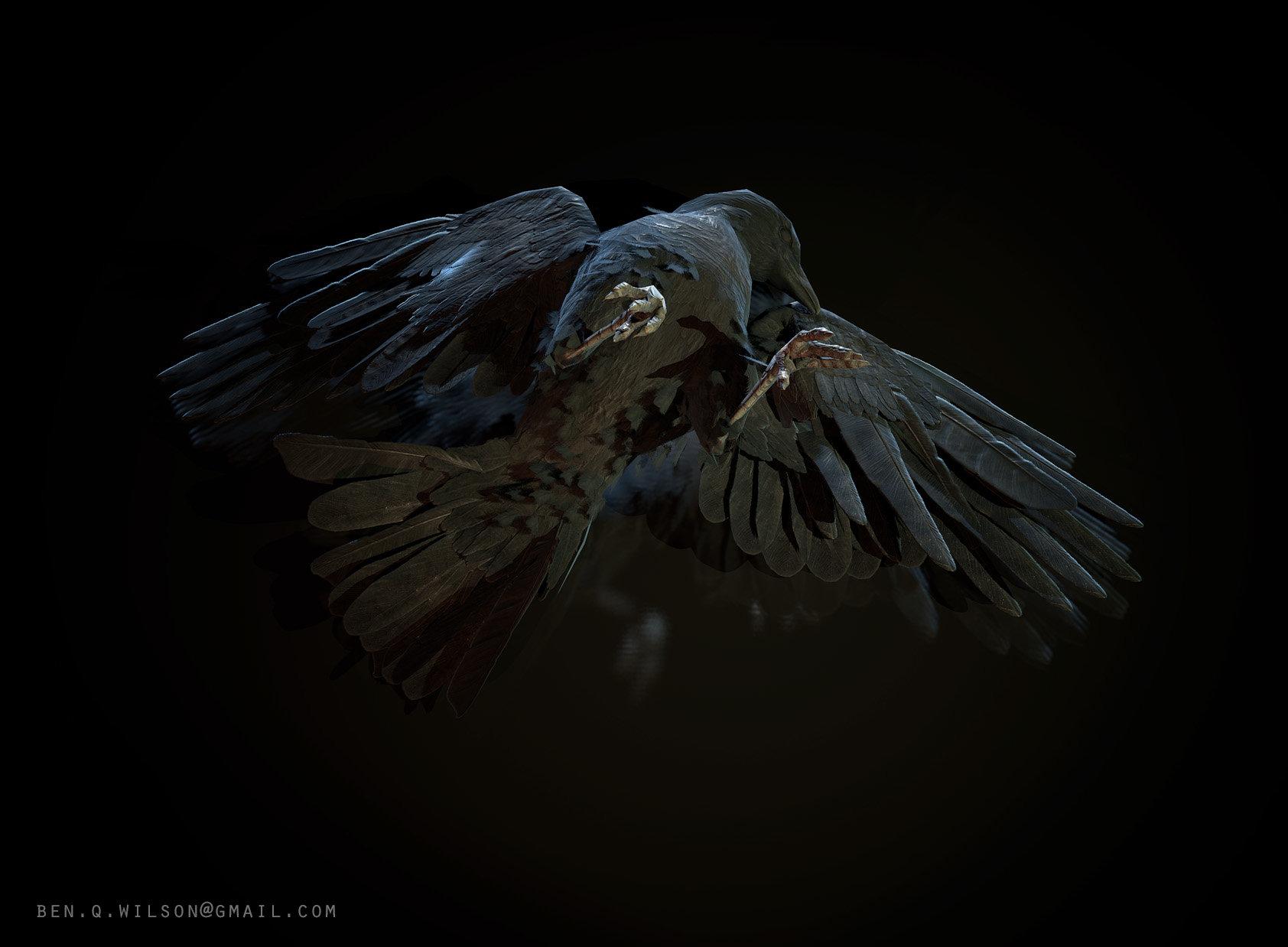 Ben wilson crow b