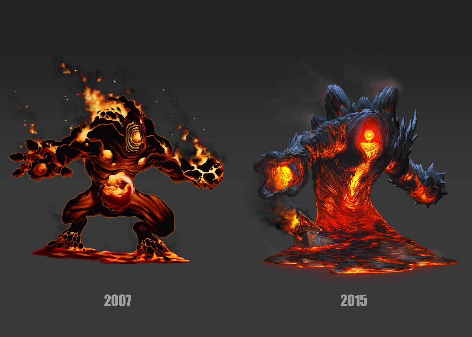 lava golem by mrnepa - photo #22