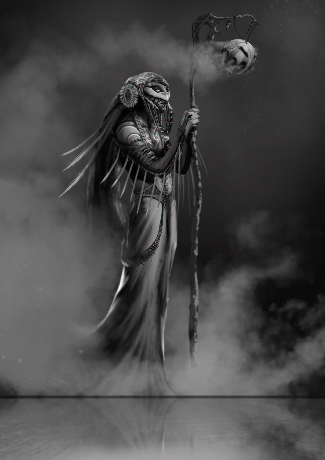Shaman of Mist