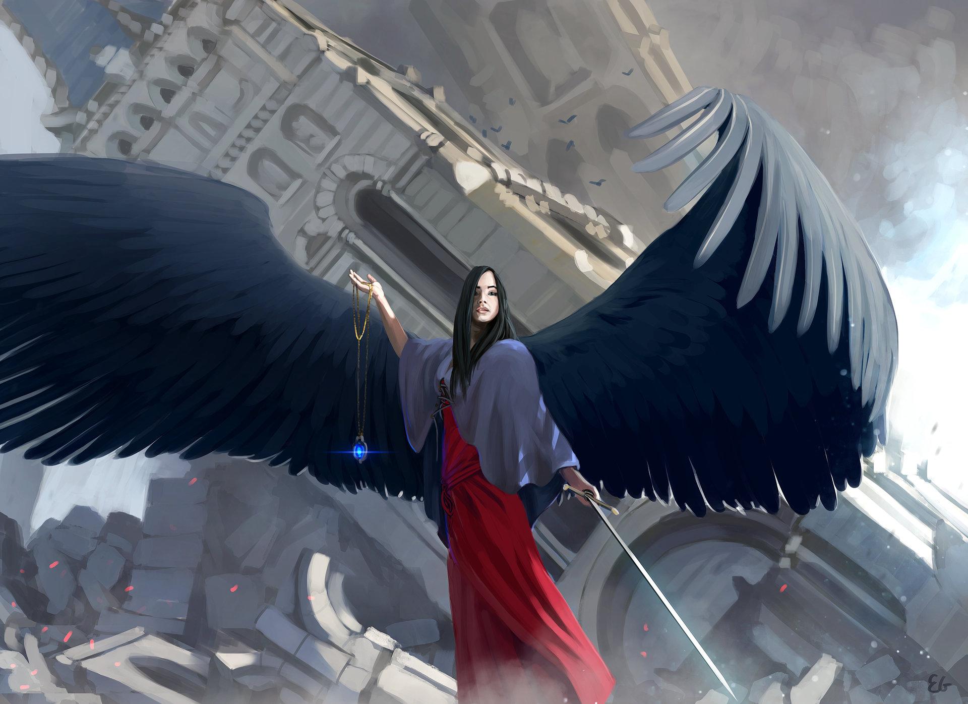 Eric geusz darkangel2