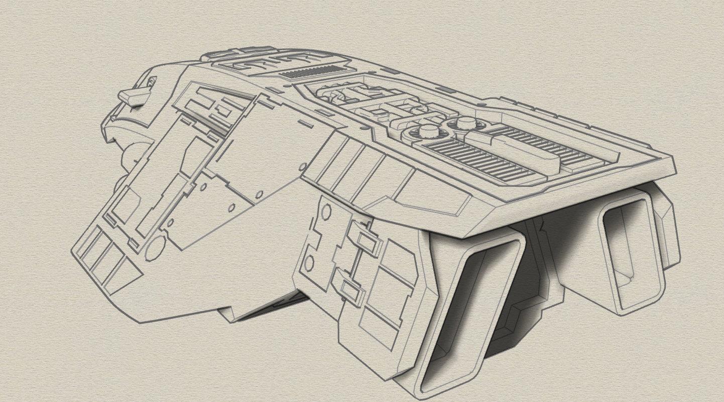 command module 2