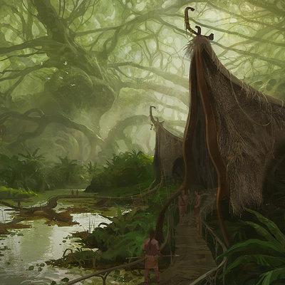 Alexander chelyshev jungle village s