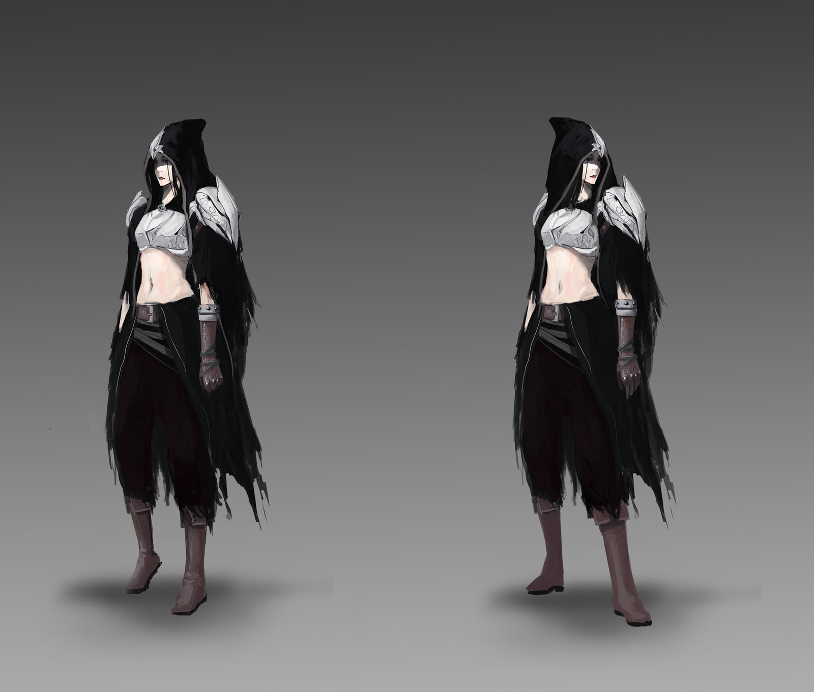 Dying Ember - Main Character concept