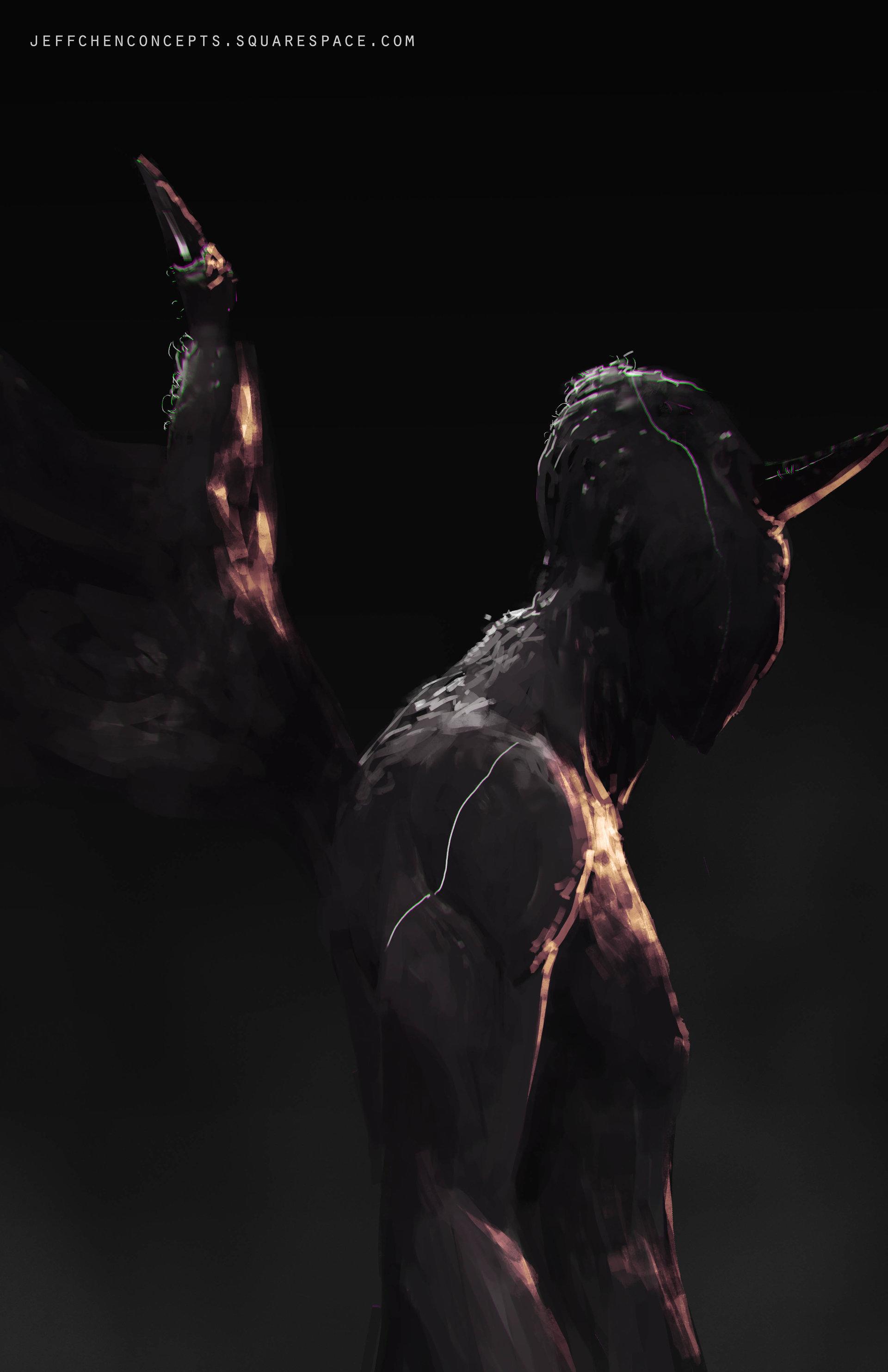 Jeff chen demon lighting