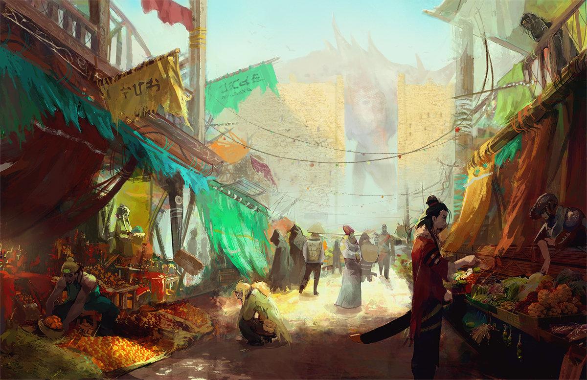 Jeff chen bazaar