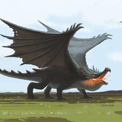 Andrius sliogeris dragon o