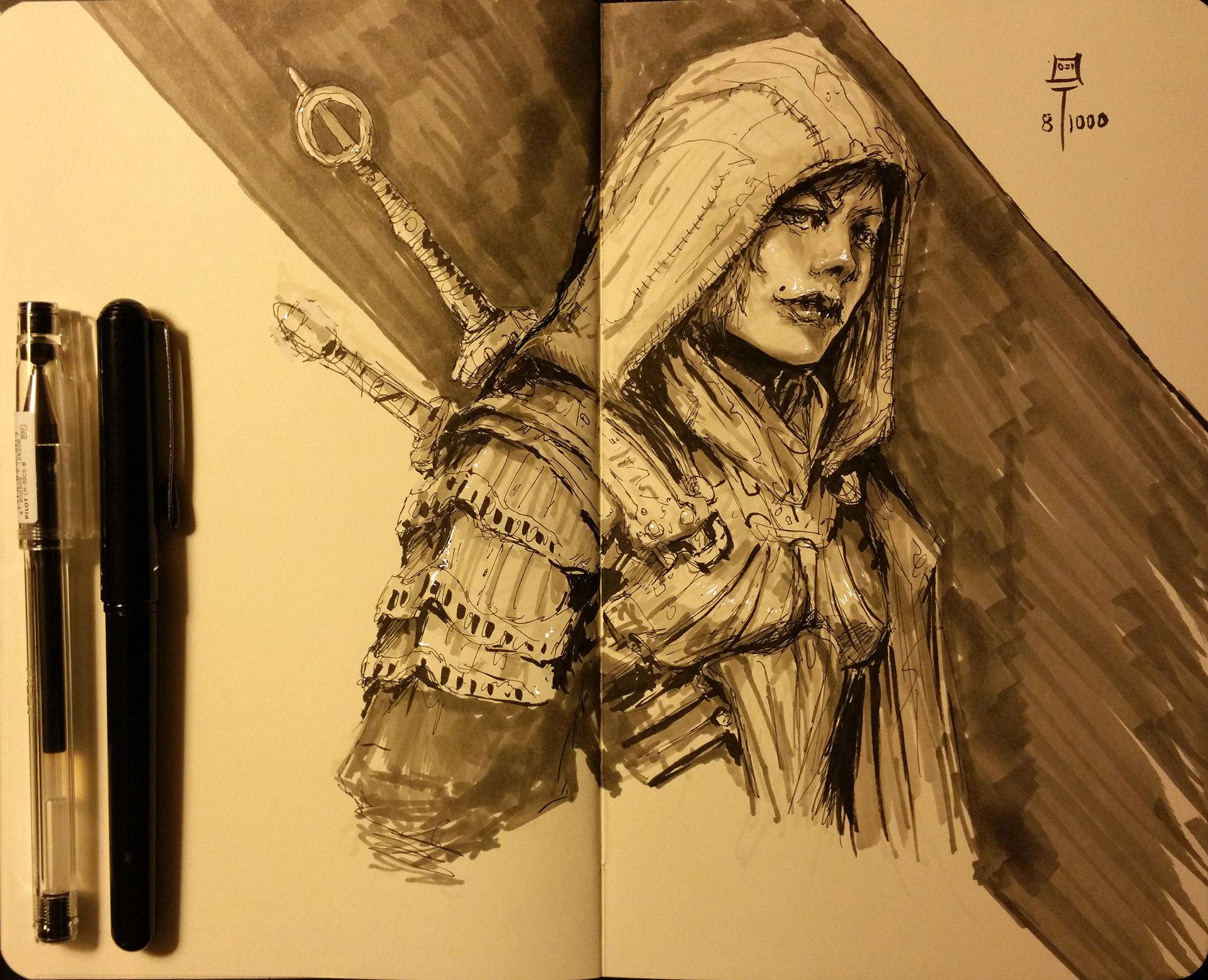 Muyoung kim sketchbook 11