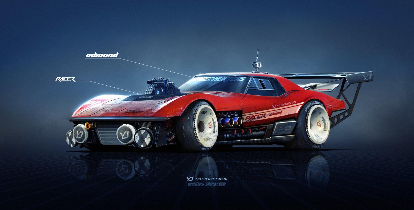 Chevrolet Corvette Stingray Inbound Racer