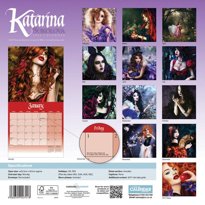 Katarina sokolova 25673 back