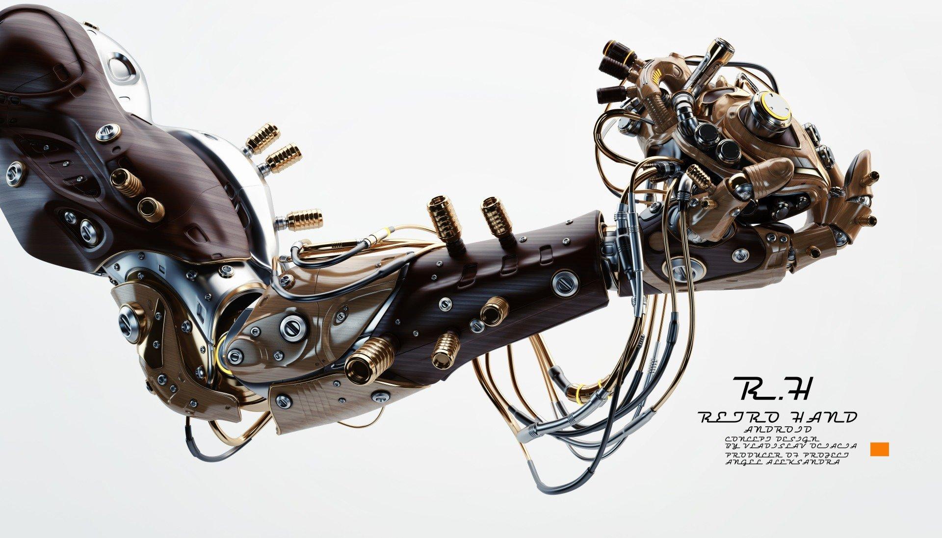 Vladislav ociacia robotic hand hold heart 1