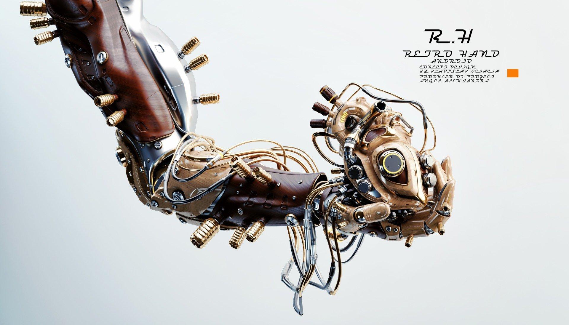 Vladislav ociacia robotic hand hold heart 5