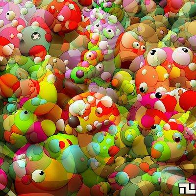 Initzs valery nettavongs candy depressed dog by initzs d5bf6jc