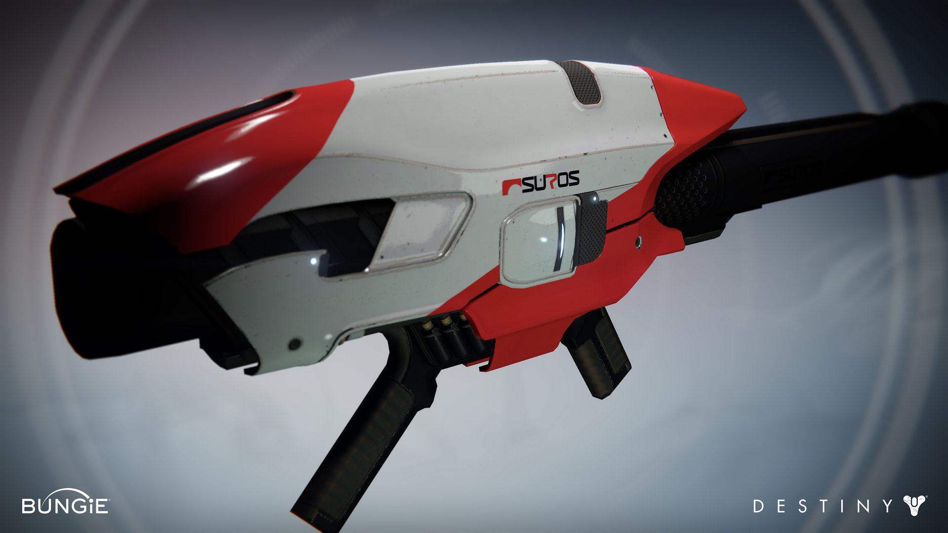 Mark van haitsma mark van haitsma suros rocket launcher in game 01