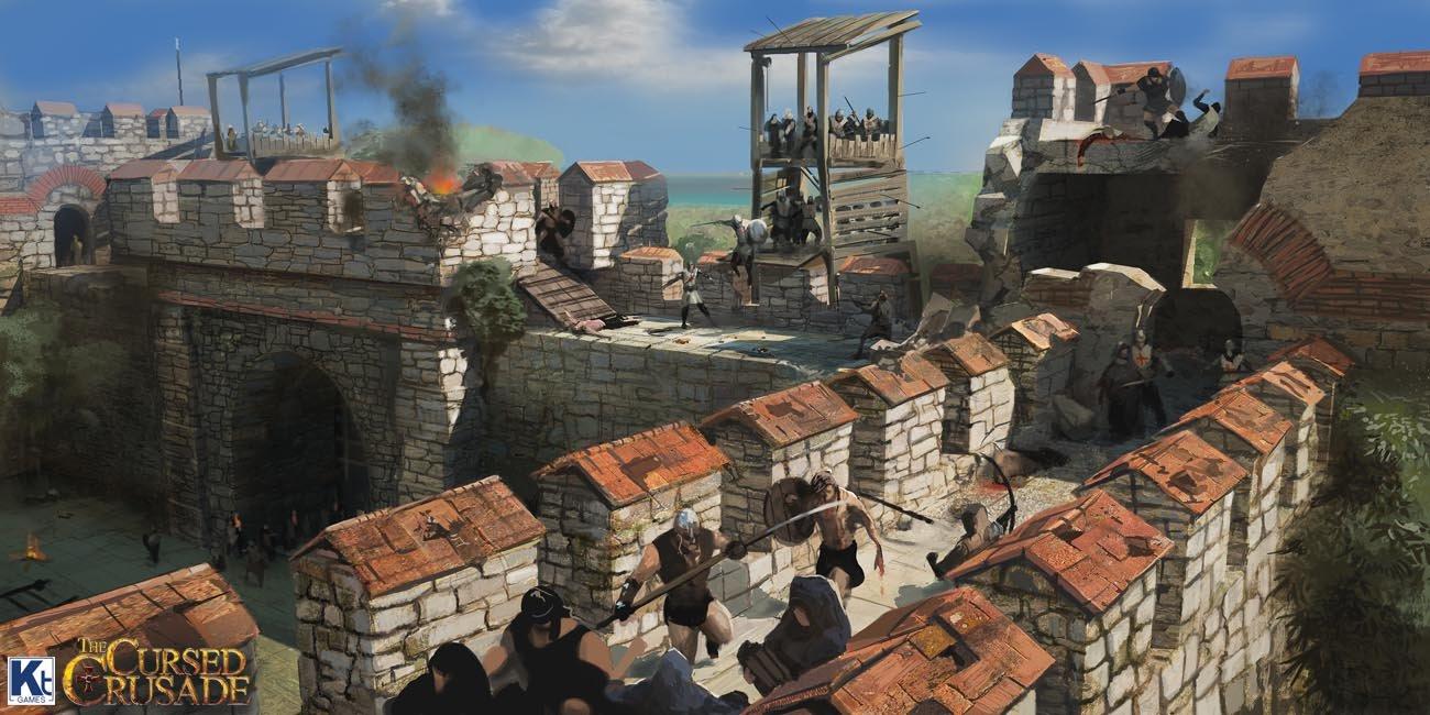 Initzs valery nettavongs the cursed crusade 05 by initzs d4qz3bs