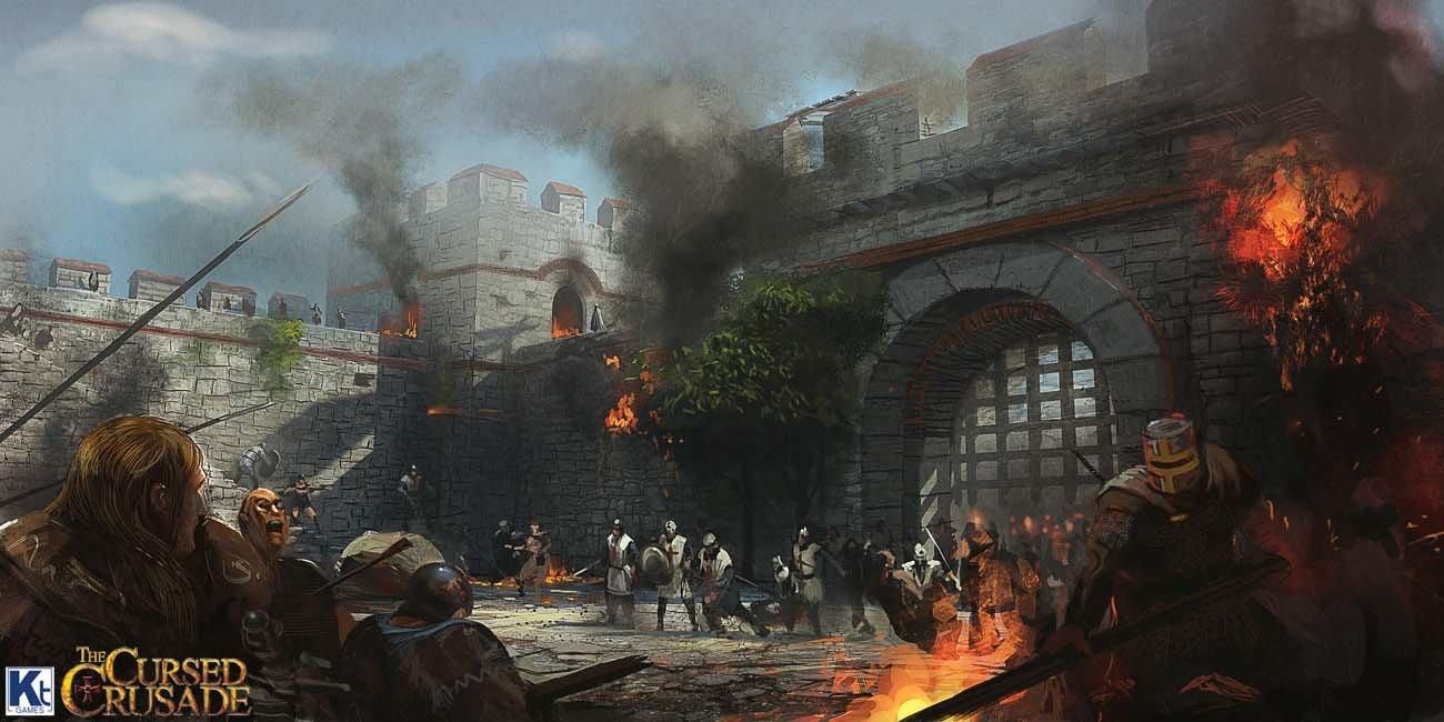 Initzs valery nettavongs the cursed crusade 09 by initzs d4r3fvm