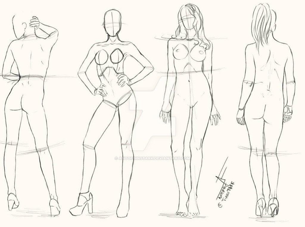 Anto finnstark sketch body girl by antofinnstark d96ocbu