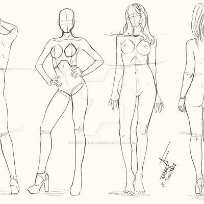 Anto finnstark sketch body girl by antofinnstark d96ocbu