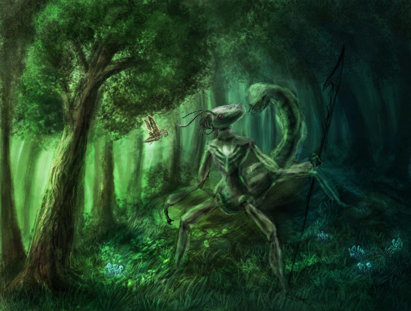 Orm irian insektenzentaur14