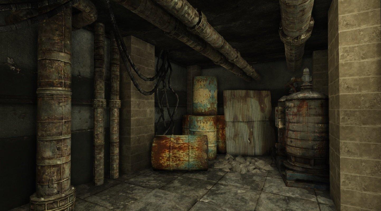 Andrew navratil tunnel hallway 06