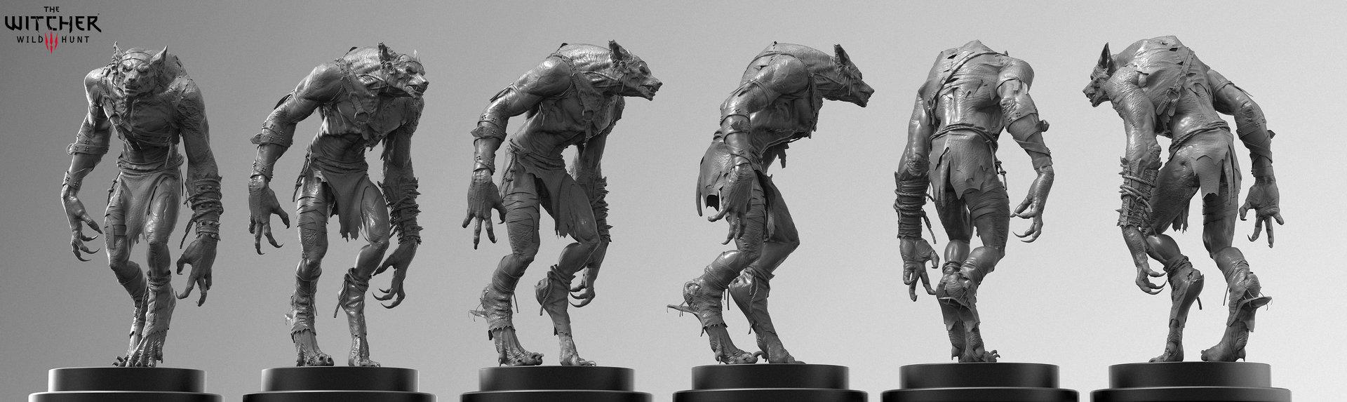 Marcin klicki werewolf