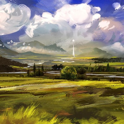 David levy tl landscape