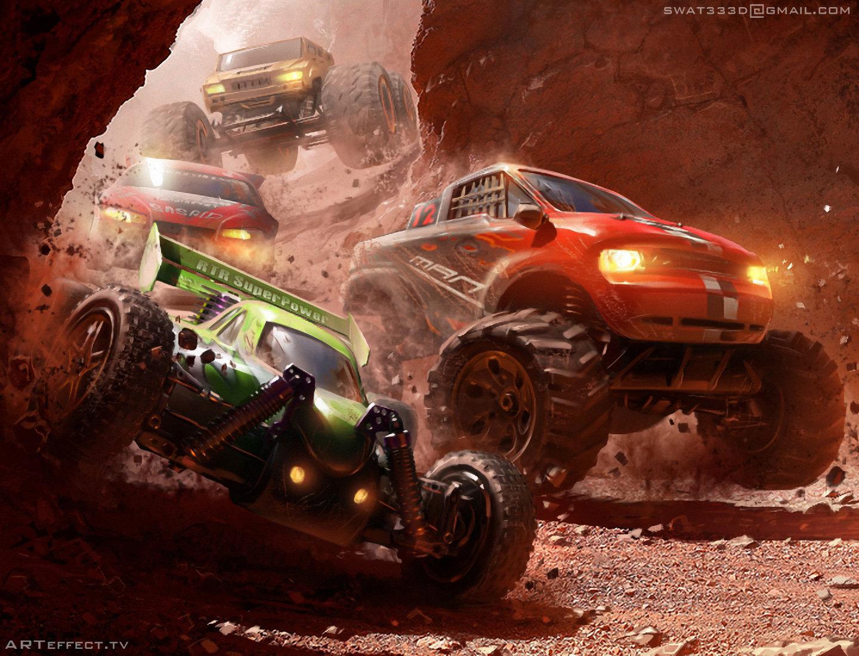 Sviatoslav gerasimchuk canyon racing