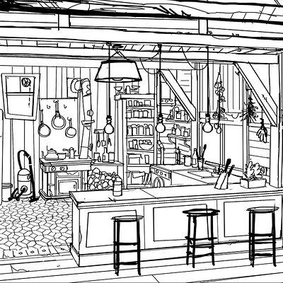 Clement dartigues cabane int living concept cuisine w003
