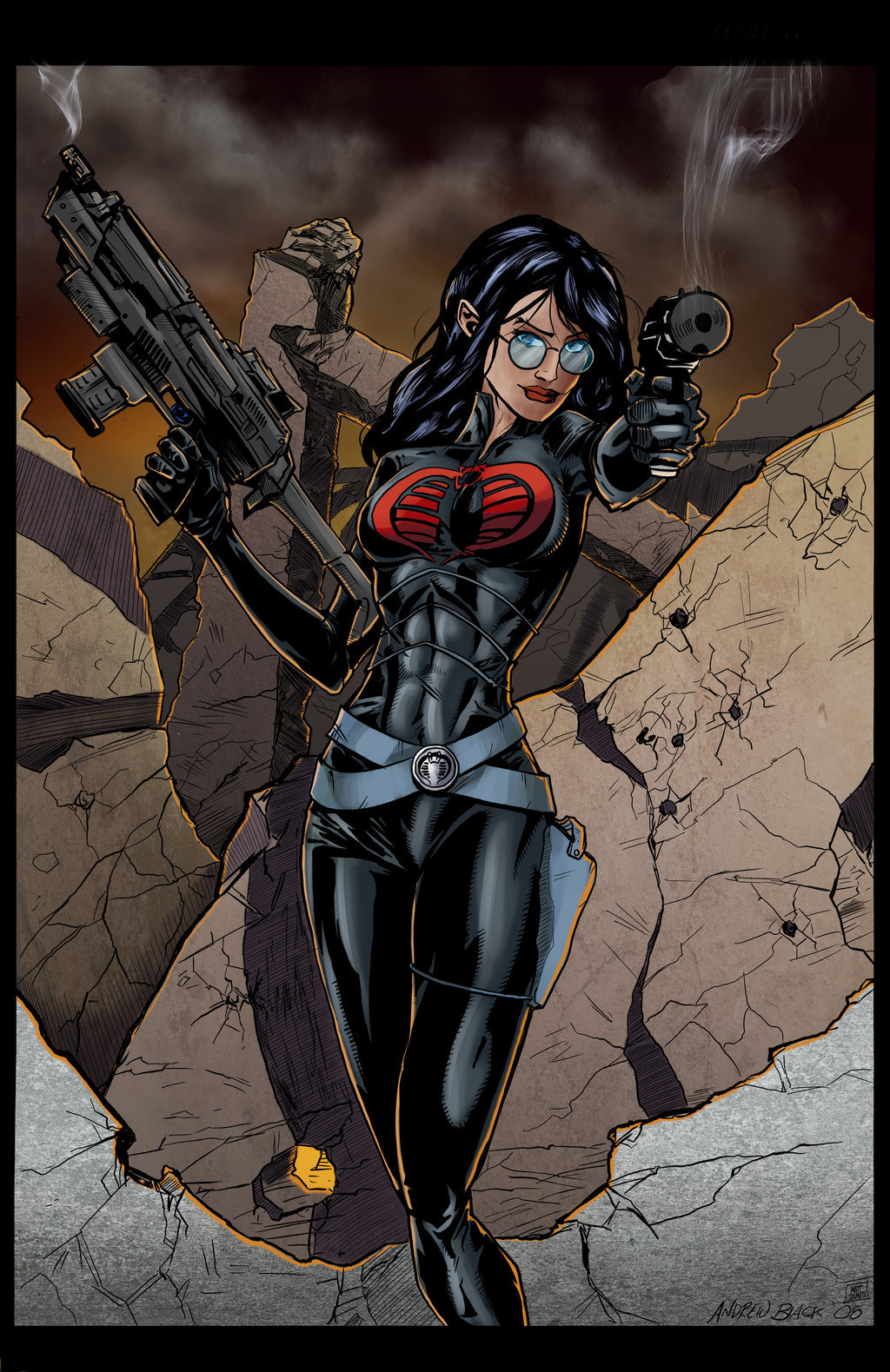 Matt james baroness by mattjamescomicarts d8b0ds4