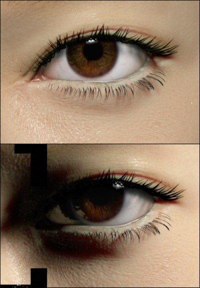 Jane Doe WIP 3 - eye