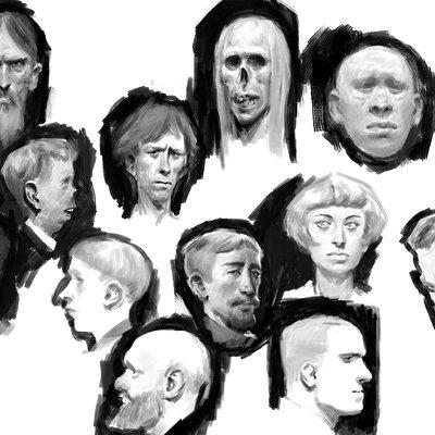 Jens claessens faces