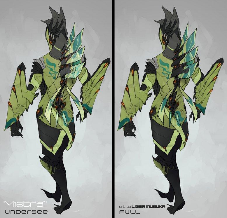 Original Zephyr Syndana concept art in 2013.