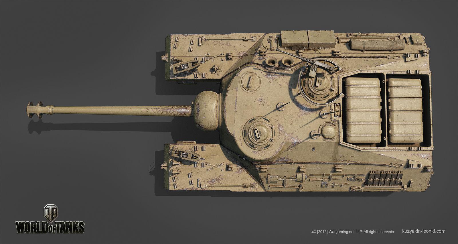 T95 Heavy Tank