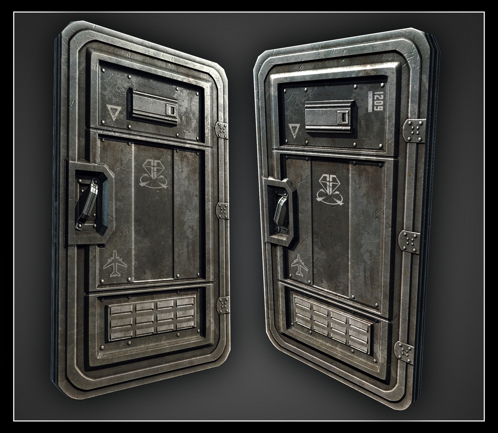 Goldeneye Reloaded Doors