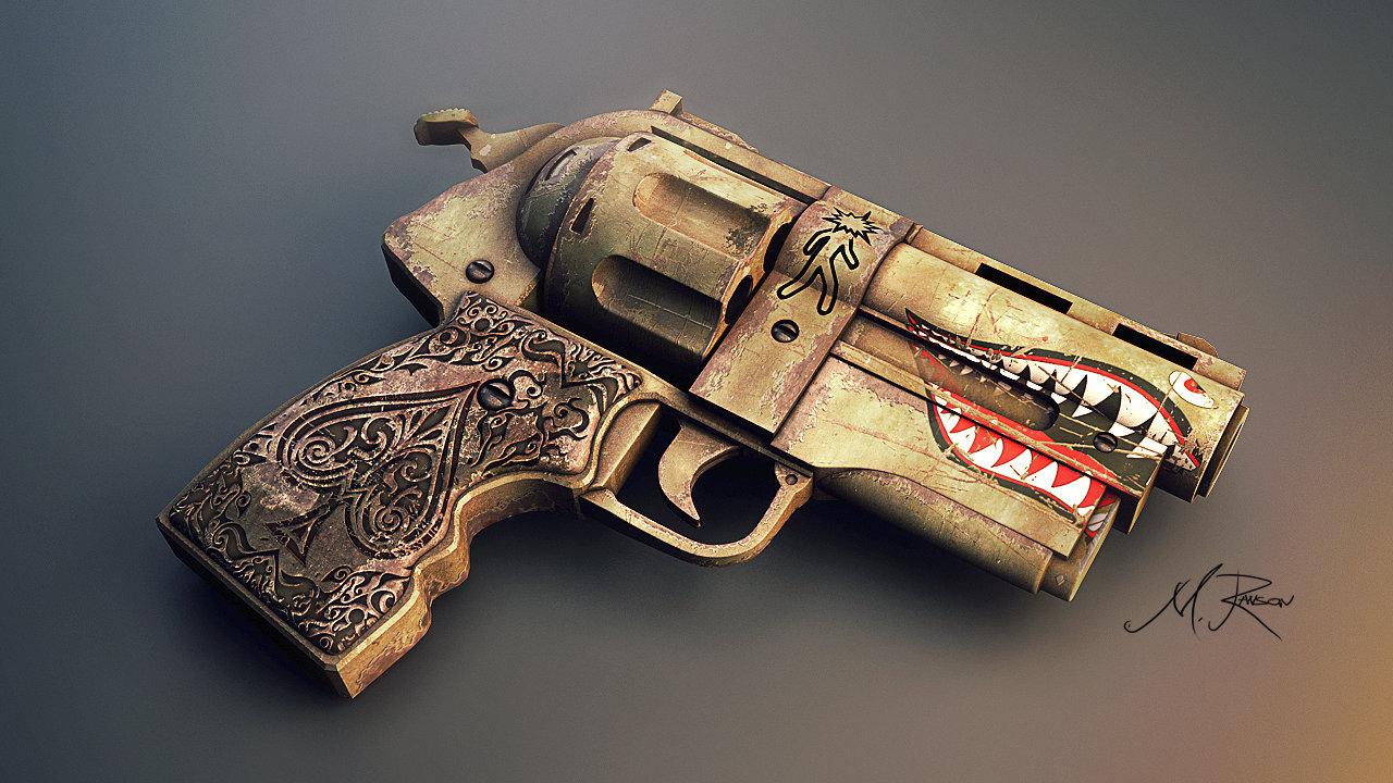 Bertie Gun