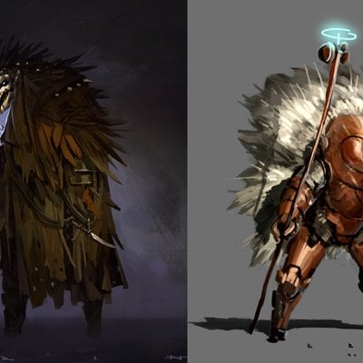 Erik nilsson shamans