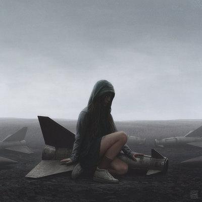 Yuri shwedoff fallen birds internet
