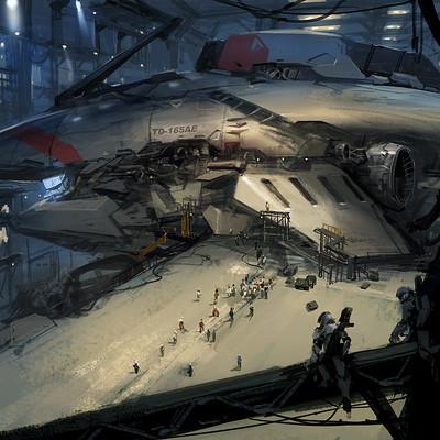 J c park hangar