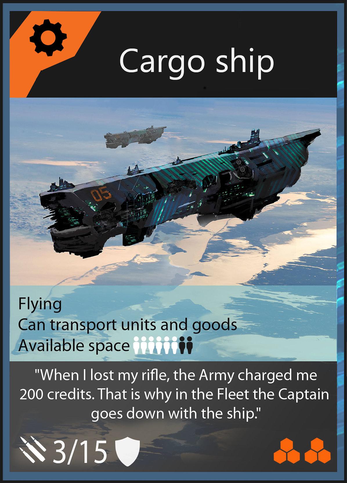 Oleg danilenko cargo ship card by olegdaniel d84fobg