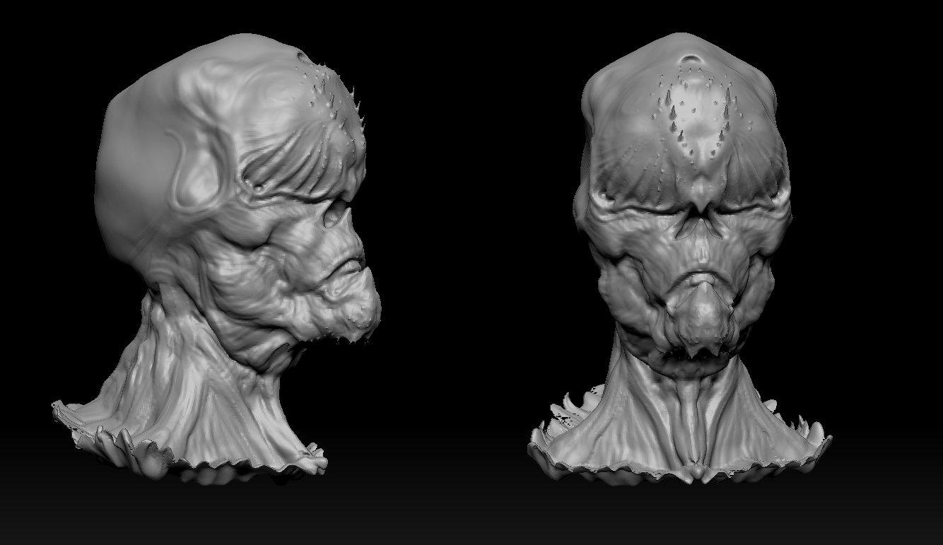 sculpt turns