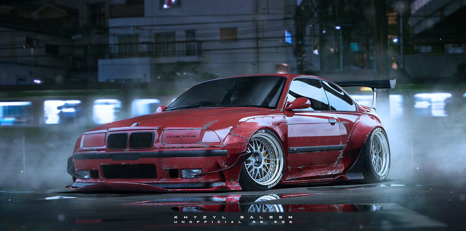 Unofficial RB E36