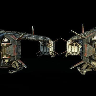 Matt olson polycount evolve environment screens 007