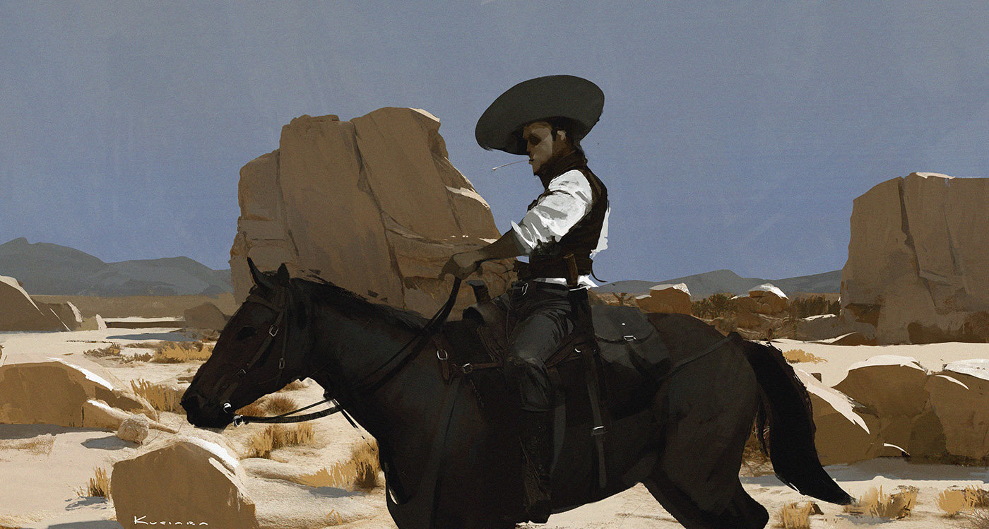 Maciej kuciara cowboy